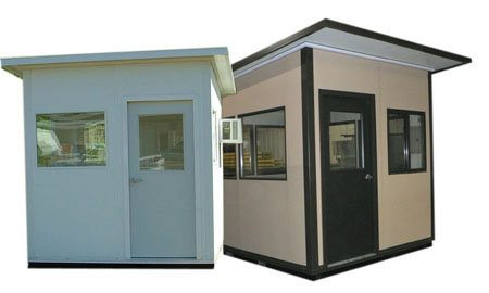 Guard Shacks for Rent